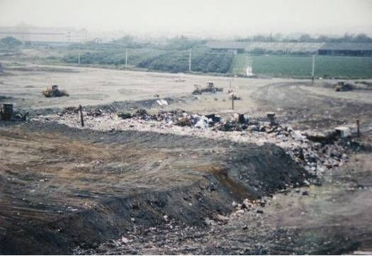 The landfill operations in 1996